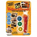 Brainstorm Wallace and Gromit Torch and Projector